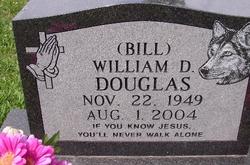 William D Bill Douglas
