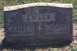 Albert James Enser