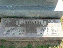 Rose Christina <i>Giandalia</i> Randisi