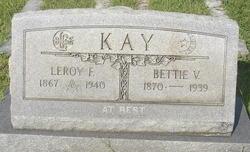 Bettie V. <i>Buxton</i> Kay