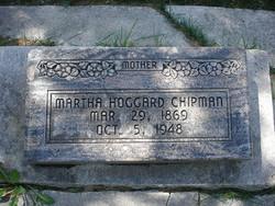 Martha <i>Hoggard</i> Chipman