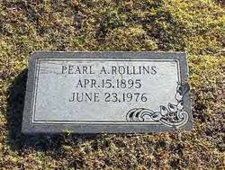 Pearl Ann <i>Pierce</i> Rollins