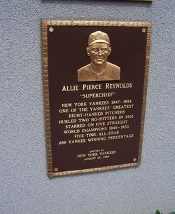 Allie Pierce Superchief Reynolds