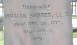 William Hunter