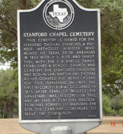 Stanford Chapel Cemetery