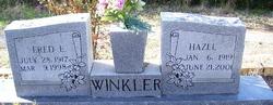 Hazel Black Winkler
