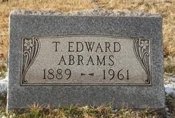 Thomas Edward Abrams