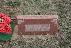 William Benjamin Ben Dickson