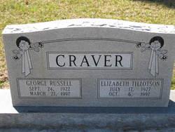 Elizabeth <i>Tillotson</i> Craver