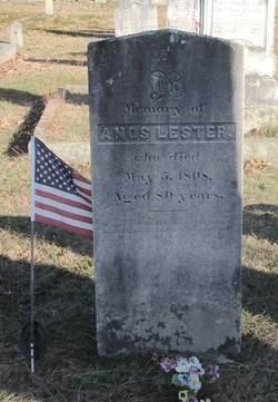 Amos Lester