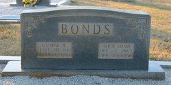 Alice <i>Smith</i> Bonds