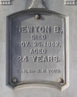Corp Newton B. Dow