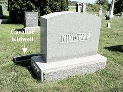Caroline Kidwell