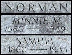 Minnie M. Norman
