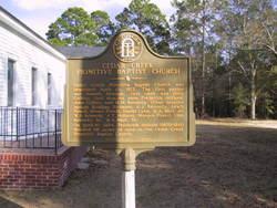 Cedar Creek Primitive Baptist Church Cemetery