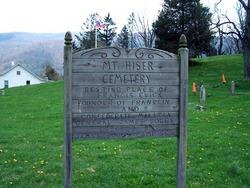 Mount Hiser Cemetery