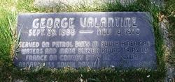 George Urban Valantine