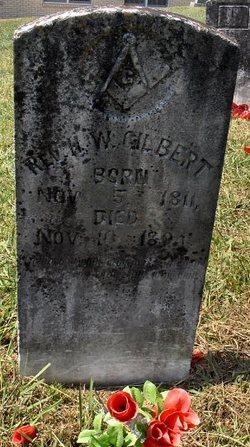 Rev Henry Woody Gilbert