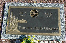 Timothy David Graham