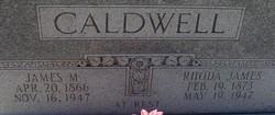 James Monroe Caldwell