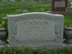 Leslie Ivan Atkinson