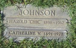 Chic Johnson