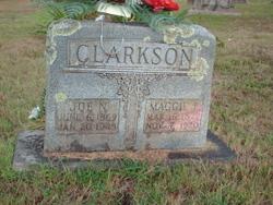 Maggie Louella <i>Mullinax</i> Clarkson
