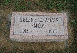 Helene C Adair