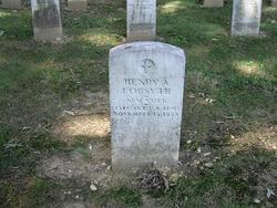 SSgt Henry A Forsyth