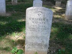 Corp Charles T Watson