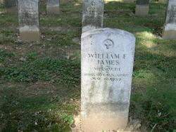 Ordinance Sgt William F James