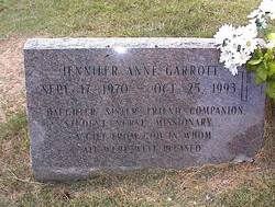 Jennifer Anne Garrott