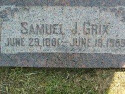 Samuel Jonathan Grix