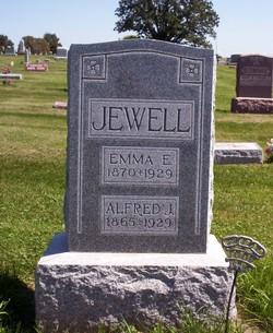 Emma Elvira <i>Potter</i> Jewell