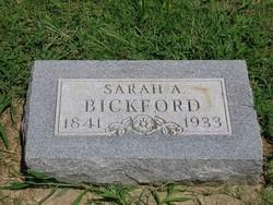 Sarah Abigail Sada <i>Clark</i> Bickford