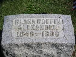 Clara <i>Coffin</i> Alexander