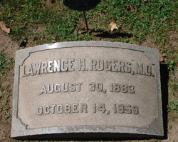 Dr Lawrence H. Rogers
