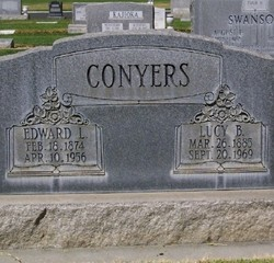 Lucy Belle <i>Hunter</i> Conyers