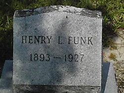 Henry L Funk