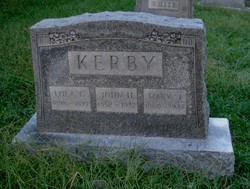 Mary Jeanette <i>Mudd</i> Kerby