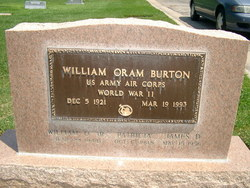 William Oram Burton