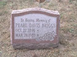 Pearl Elizabeth <i>Goss</i> Briggs