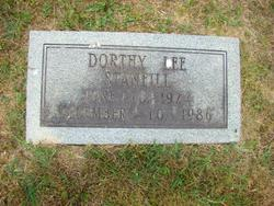 Dorothy Lee Stanfill