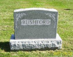 Eunice May <i>Williams</i> Rushford