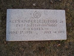 Alexander C Fields, Jr