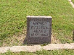 Evelena <i>Twombly</i> Adams