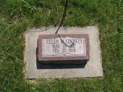 Helen M Lindsey