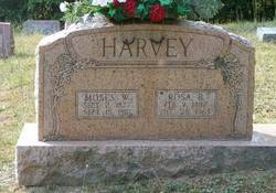 Moses Wheeler Harvey