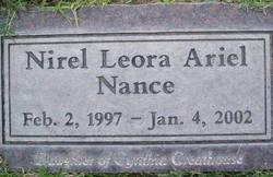 Nirel Leora Ariel Nance