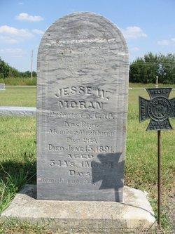 Jesse Wesley Moran